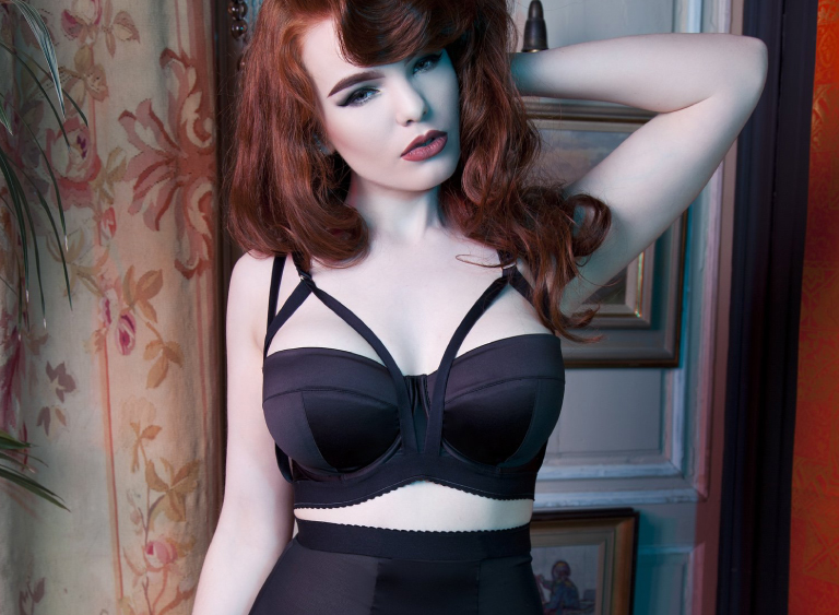 Lingerie brands for plus size and big bust