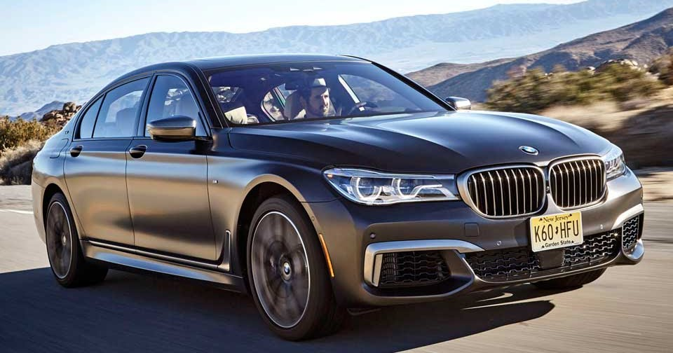 Bmw Shows Off New M760li Xdrive To The Rest Of Us 200