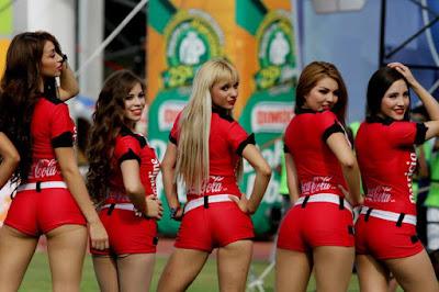 Resultado de imagem para chicas fútbol puebla