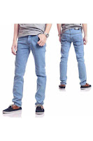 Alfacart Celana Panjang Jeans Biru Muda ANDHIMIND