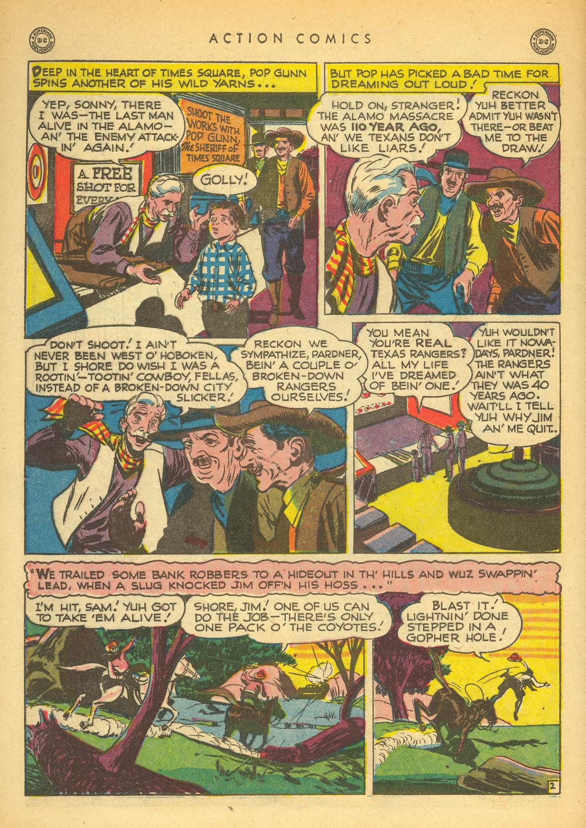 Read online Action Comics (1938) comic -  Issue #109 - 40