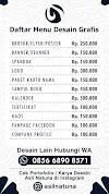Daftar Harga Desain Grafis