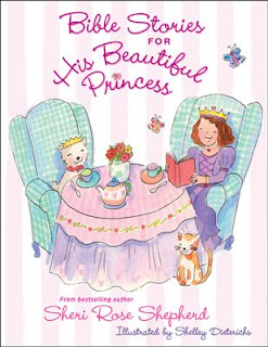 BookReview Bible Stories for His Beautiful Princess by Sheri Rose Shepherd