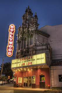 The Hollywood Theatre Restoration