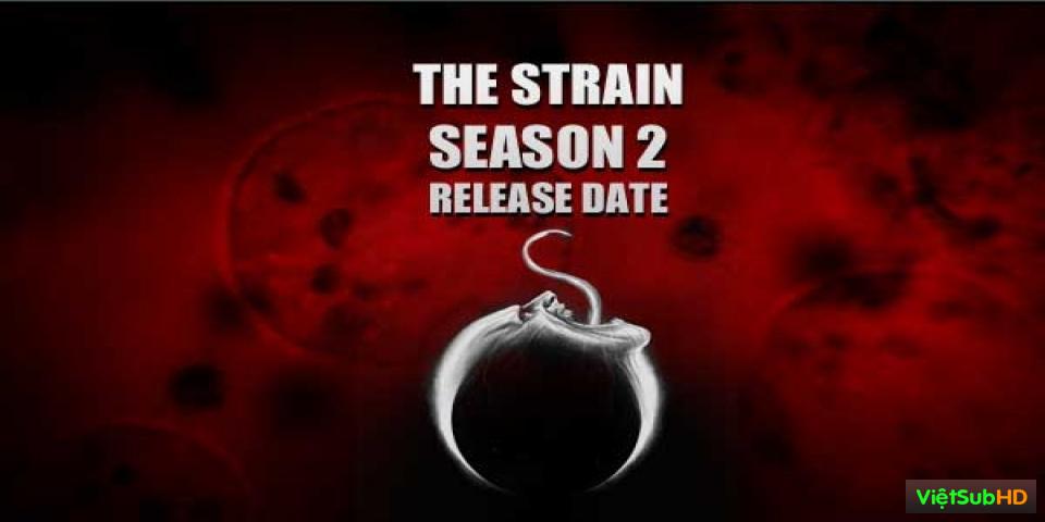 Phim Bệnh Dịch Ma Cà Rồng (chủng Virus) (phần 2) Hoàn Tất (13/13) VietSub HD | The Strain (season 2) 2015
