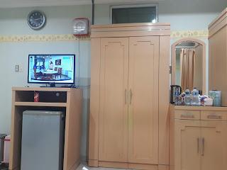 Ruang kelas VIP Hermina Pandanaran Semarang