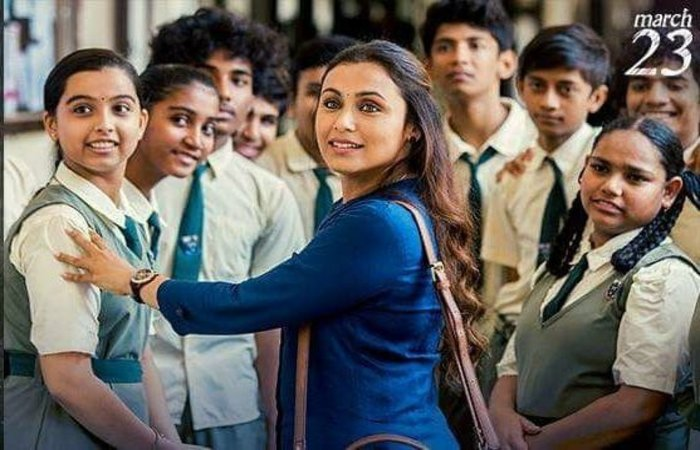 Hichki Box Office Look