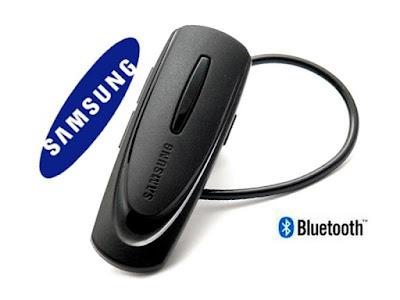 Pengaturan Headset Samsung