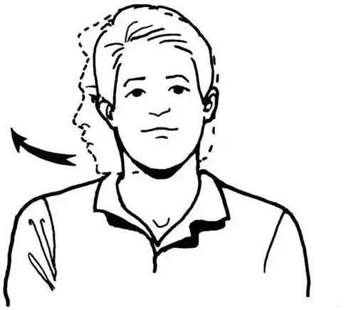 頸椎鍛煉手冊,圖文演示(頸椎靈活性鍛煉)