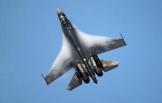 Pesawat Tempur Su-35 Vietnam