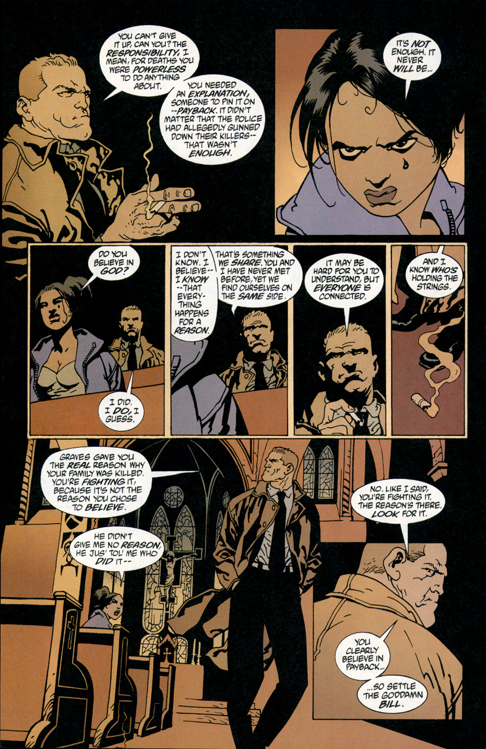Read online 100 Bullets comic -  Issue #3 - 5