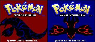 Pokemon Ancient Ruby & Sapphire ROM Download - GBAHacks