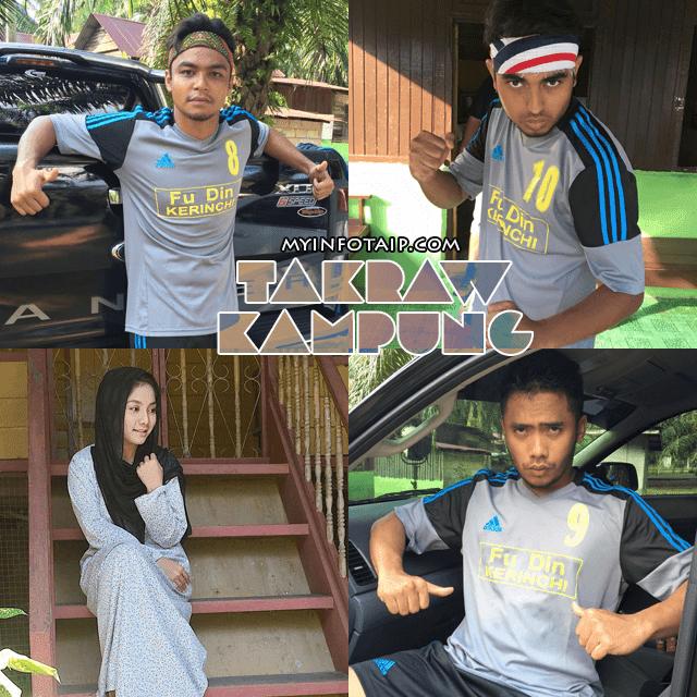 Takraw Kampung TV9