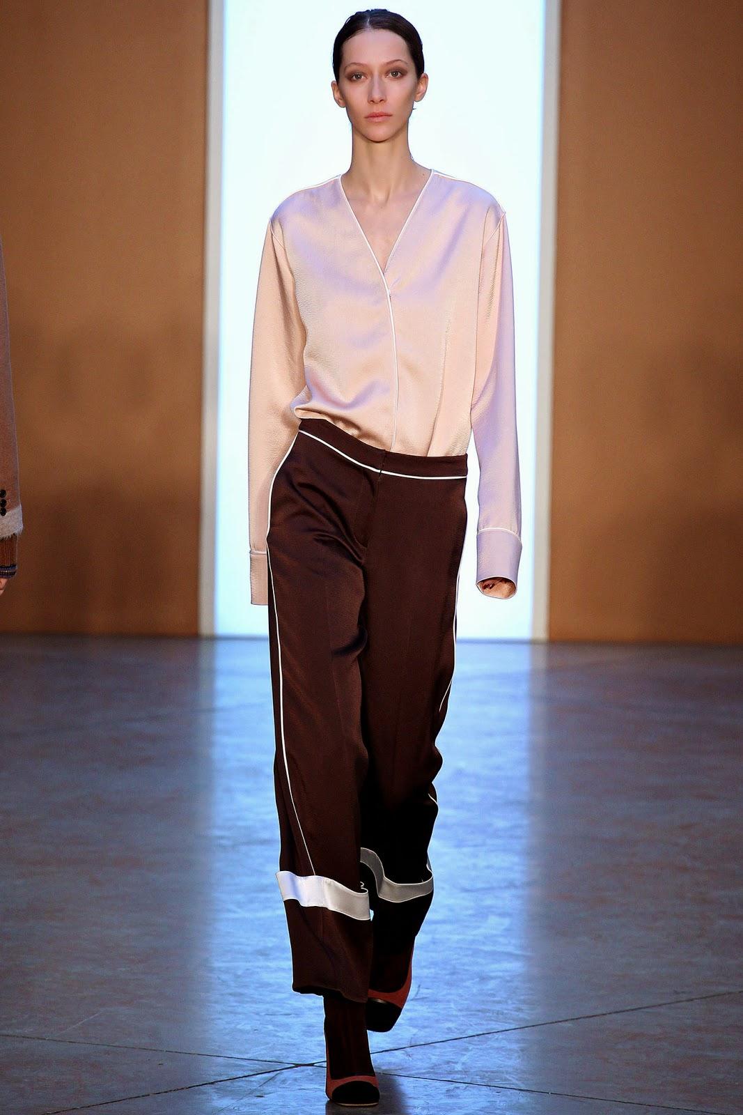 Serendipitylands Derek Lam Fashions Show New York Fall 2015