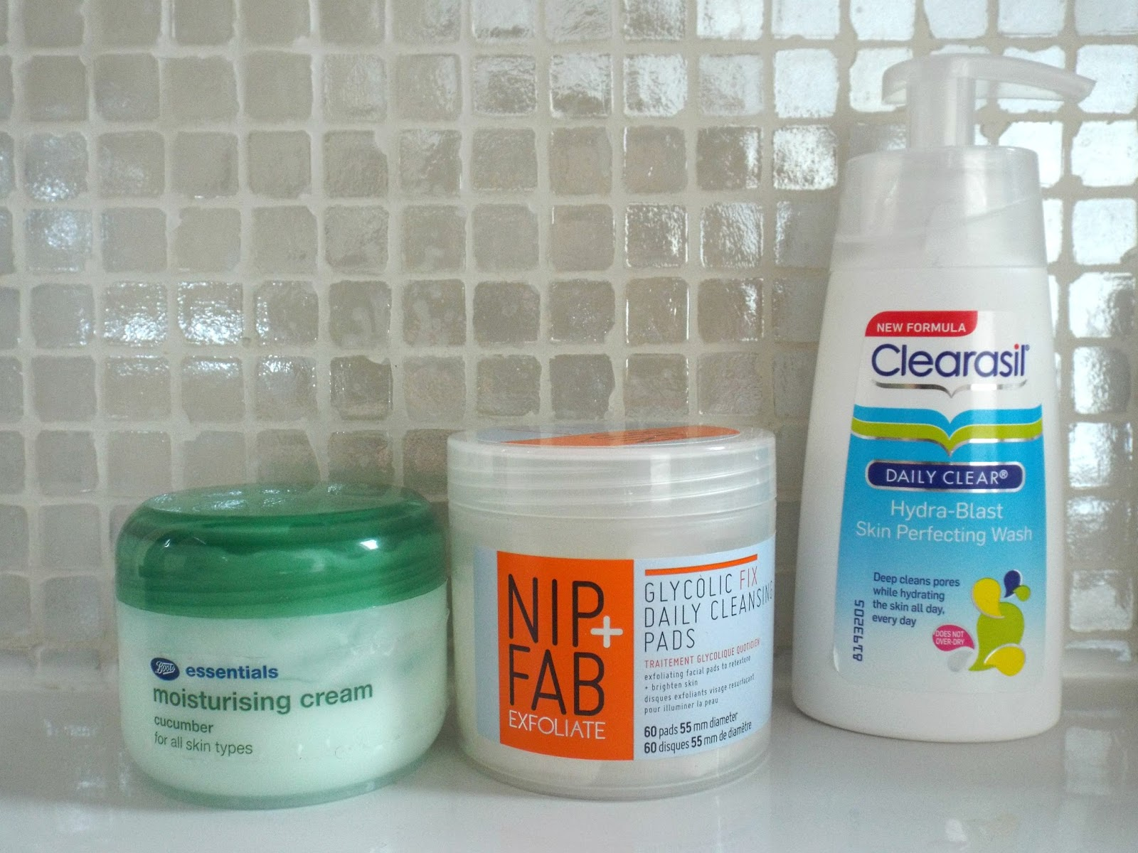Skincare for spot prone skin