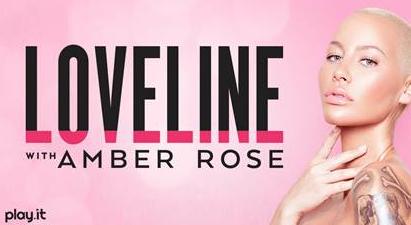 Cbs Radio And Cbs Local Digital Media Today Announced The Podcast Launch Of Loveline With Amber Rose A New Weekly Show Hosted By Feminist Author