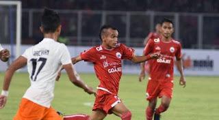 Persija Jakarta vs Borneo FC 2-0 Highlights