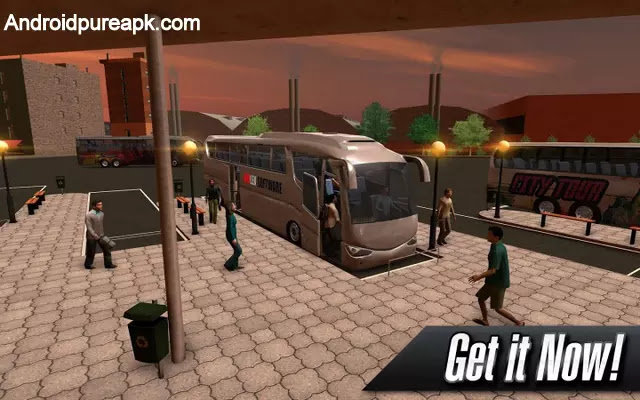 Coach Bus Simulator Apk Download Mod
