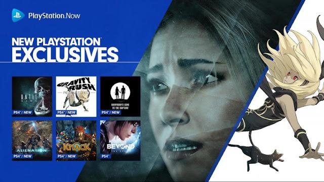 الكشف عن قائمة الألعاب الجديدة لمشتركي خدمة PlayStation Now في شهر يناير 2018