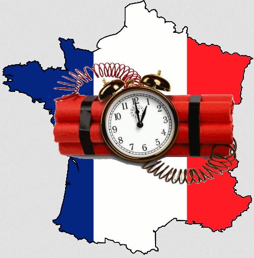 la France est en guerre