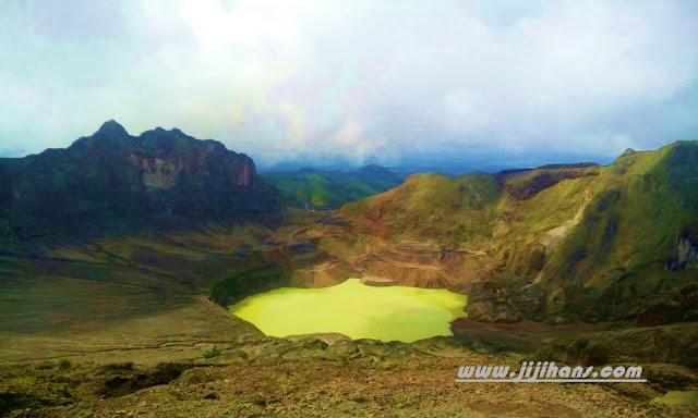 Pendakian Gunung Kelud Ds Tulungrejo Blitar 11han Sebagai Masukan Jalur
