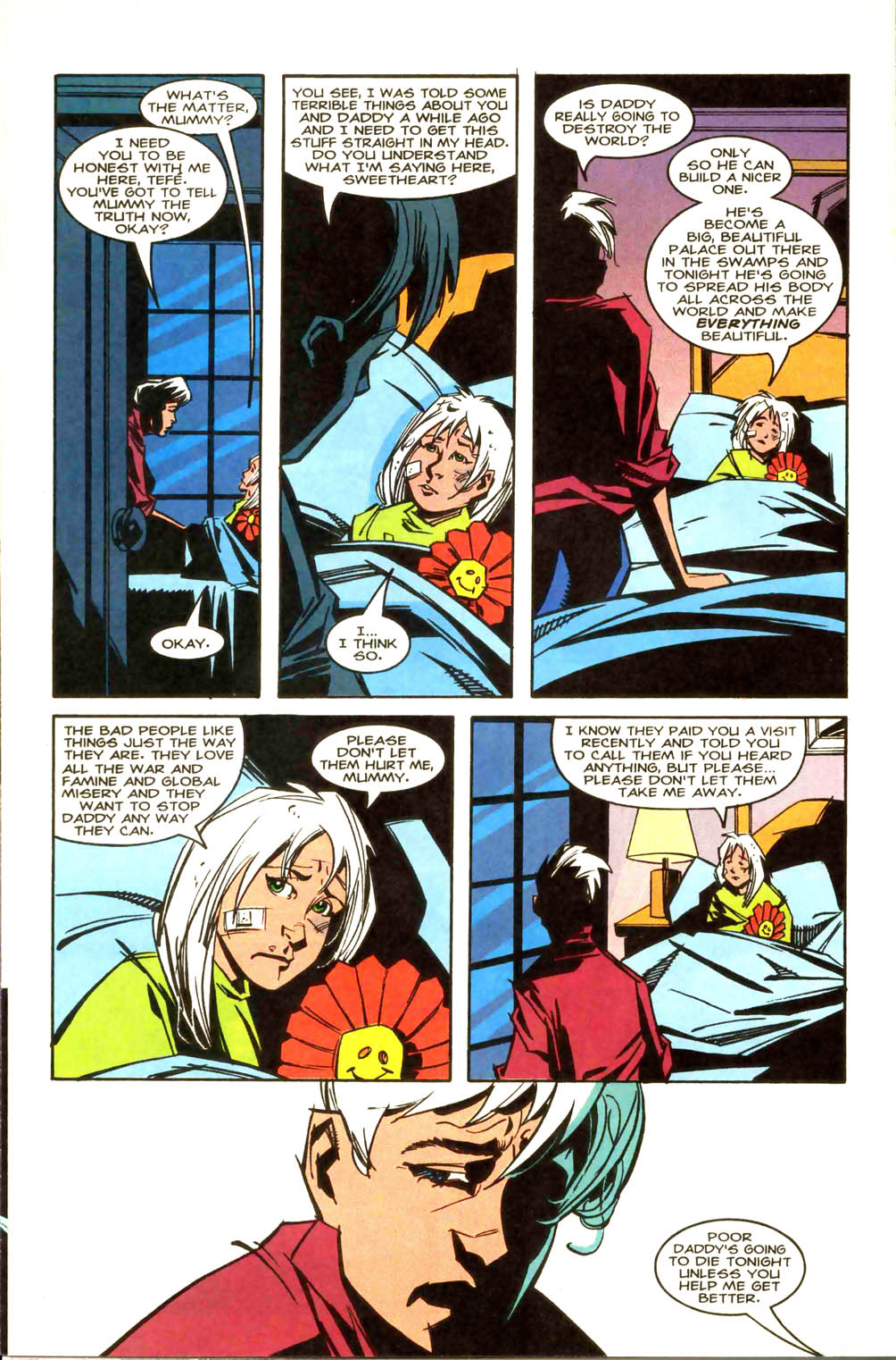 Swamp Thing (1982) #169 #177 - English 9