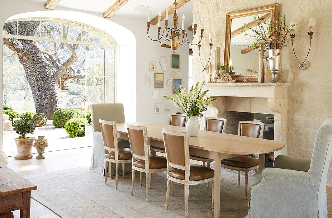 42 Inspiring Farmhouse Dining Room Decor Ideas Hello Lovely