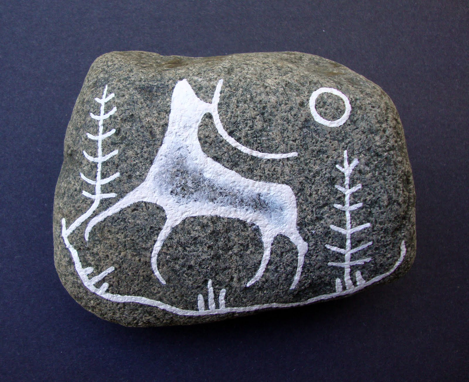 VIDEO: ROCK ART by MISHIBINIJIMA