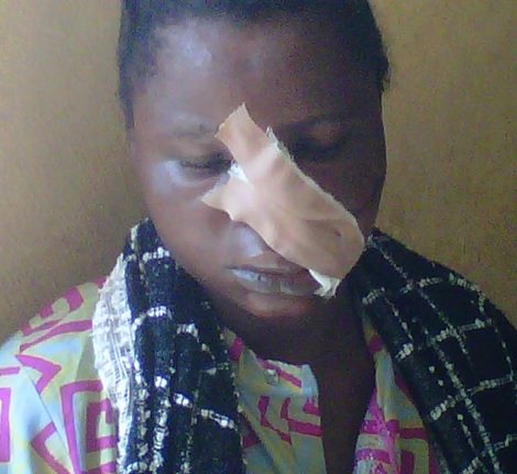 Residents in Panic as Woman Stabs Her Neighbour for Exposing Her Adulterous Affair with Lover (Photos)