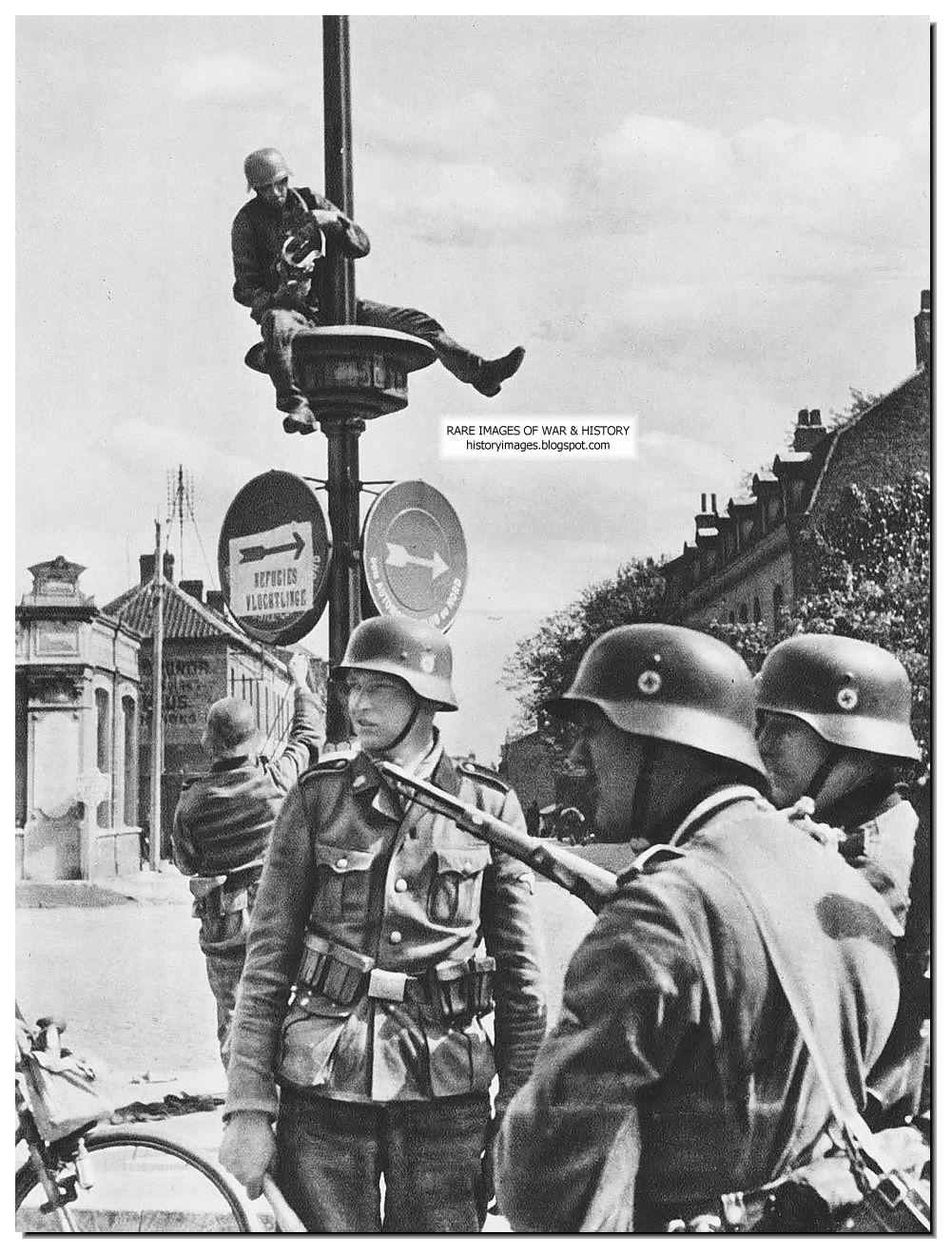 History in images pictures of war history ww2 waffen - French div 2 ...
