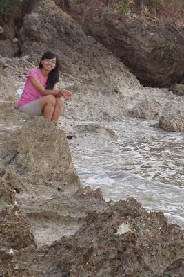 gambar pantai jimbaran bali