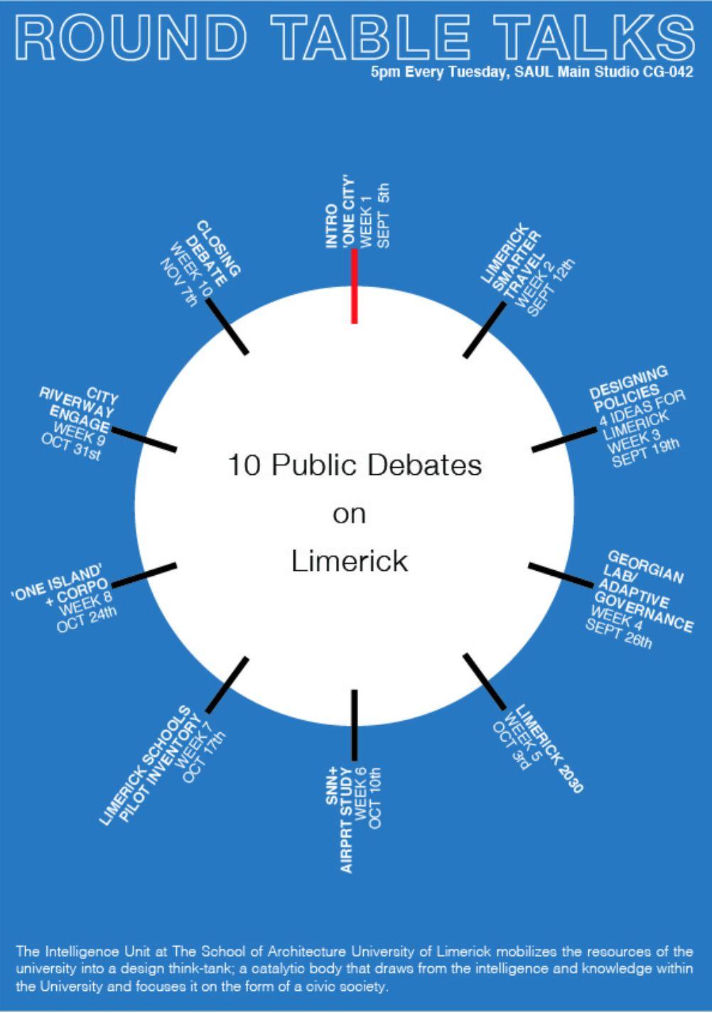 BA in Interior Design + Technology, LIT: Roundtable Talks ...