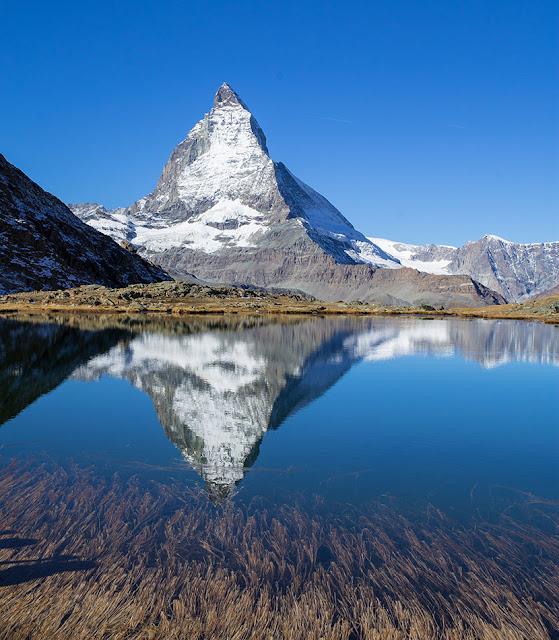 sanjsko potovanje: vzpon na Matterhorn