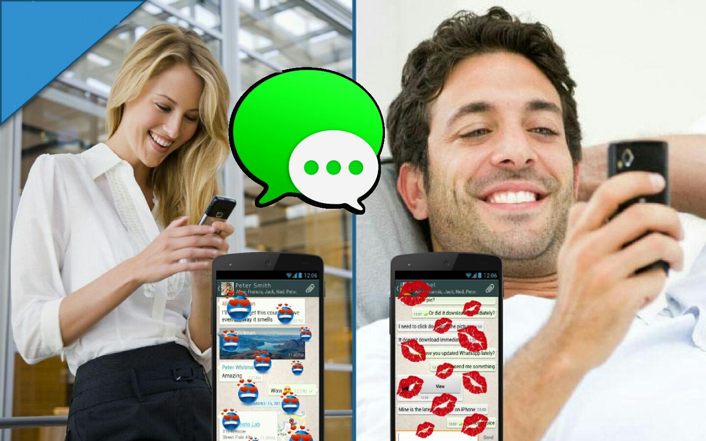 Cara Menambahkan Stiker Unik Di WhatsApp