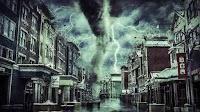 ما هو الإعصار - (تعريف - كيف يتكون و أين يحدث - خصائص - انواع - فئات)