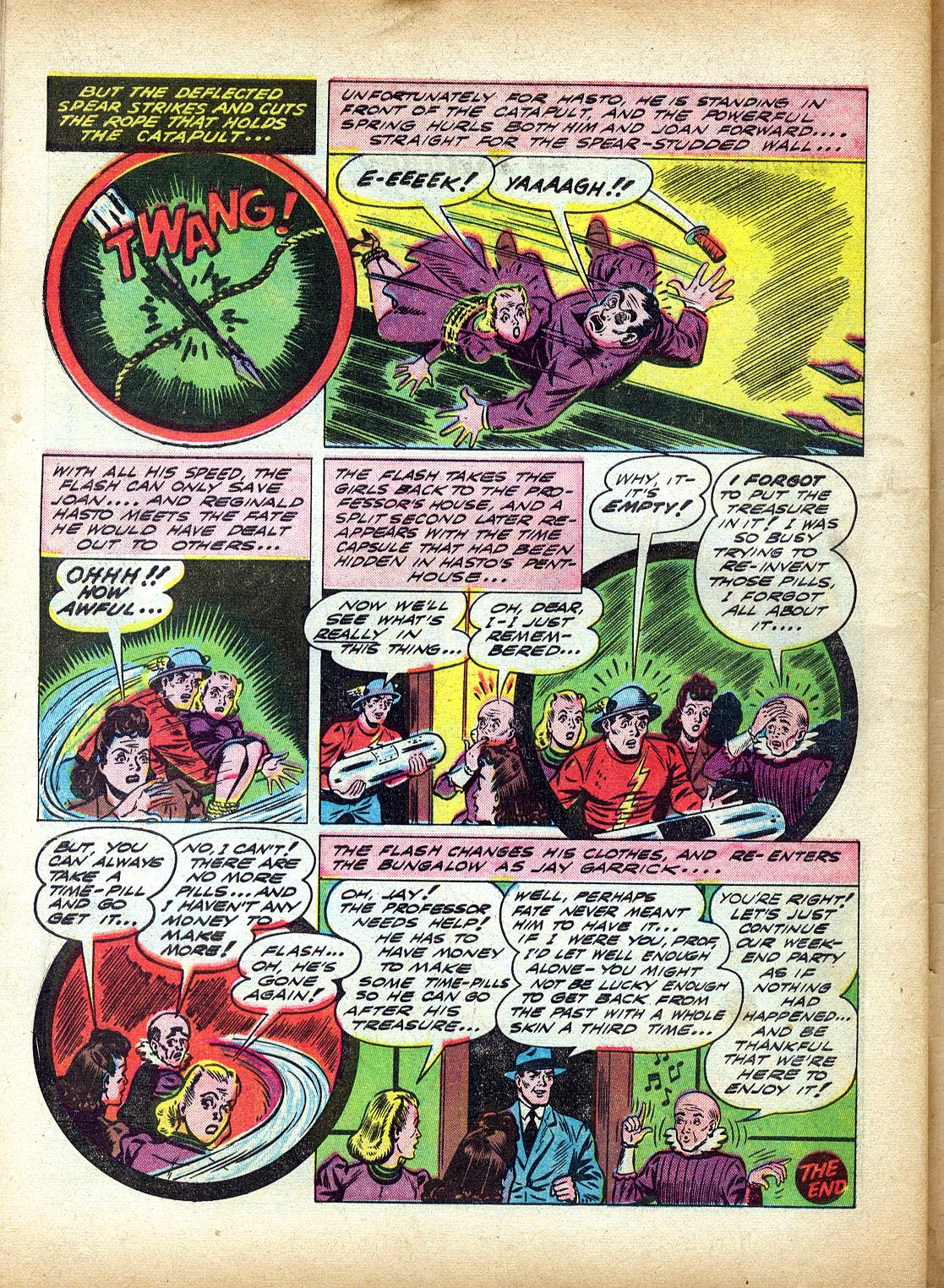 Read online All-Flash comic -  Issue #4 - 65