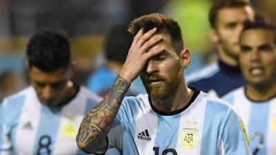 Messi Ingin Tampil di Piala Dunia dengan Kondisi Terbaik