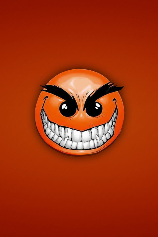 20 Sensational Smiley Wallpapers of iPhone 4S | Smiley Symbol