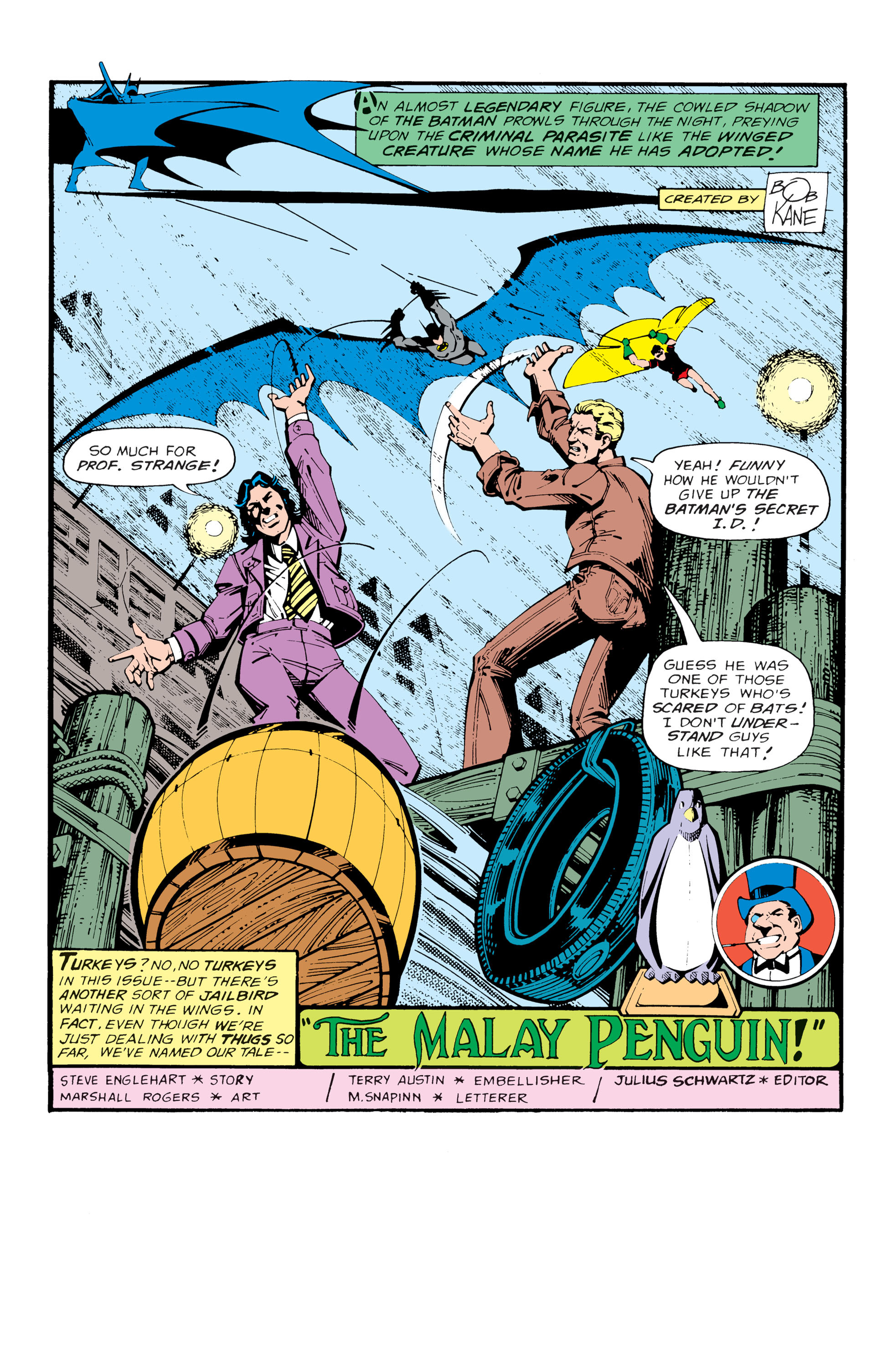 Detective Comics (1937) 473 Page 1