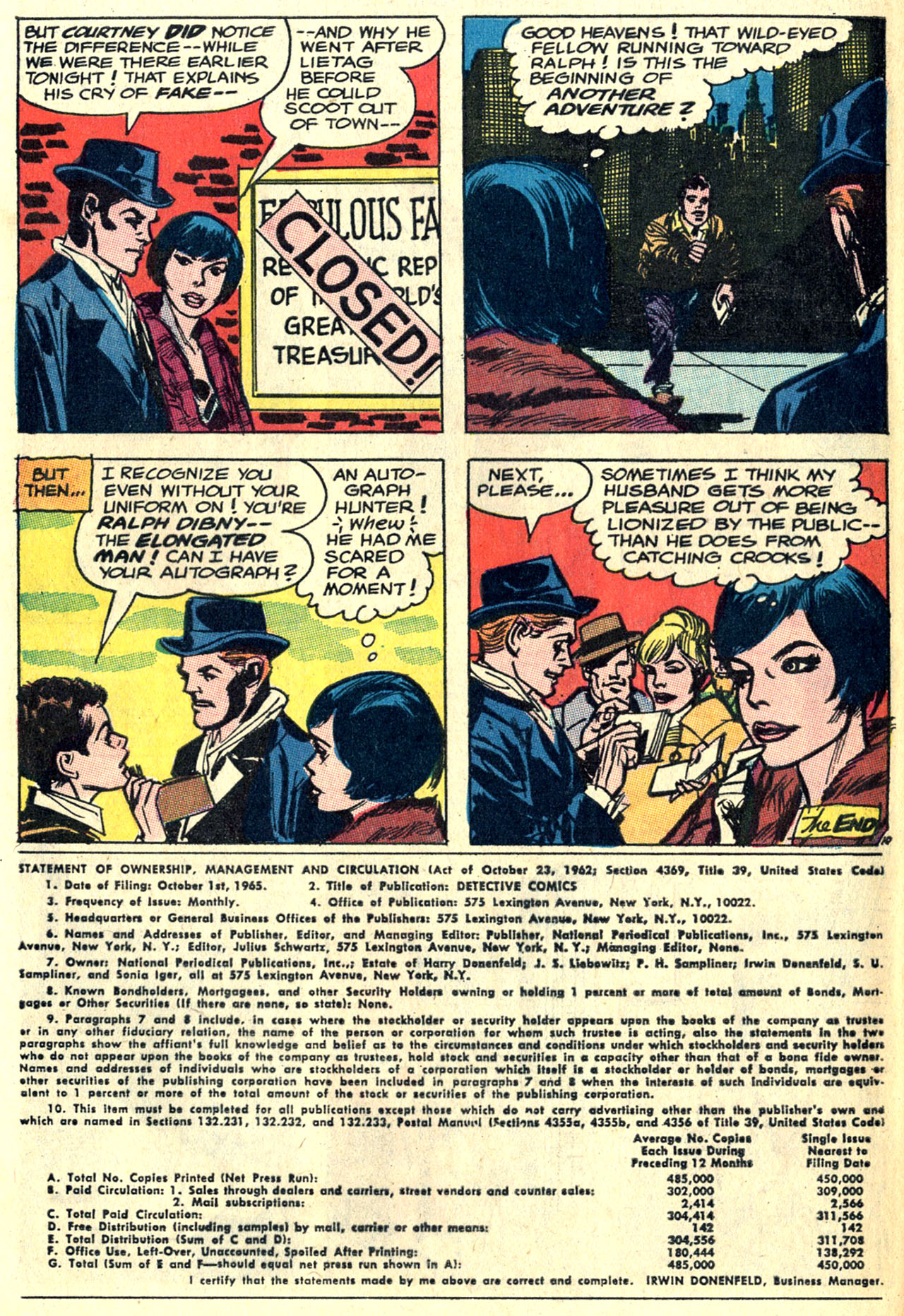 Detective Comics (1937) 354 Page 31