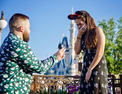 Disney proposal video orlando world florida engagement video youtube holiday