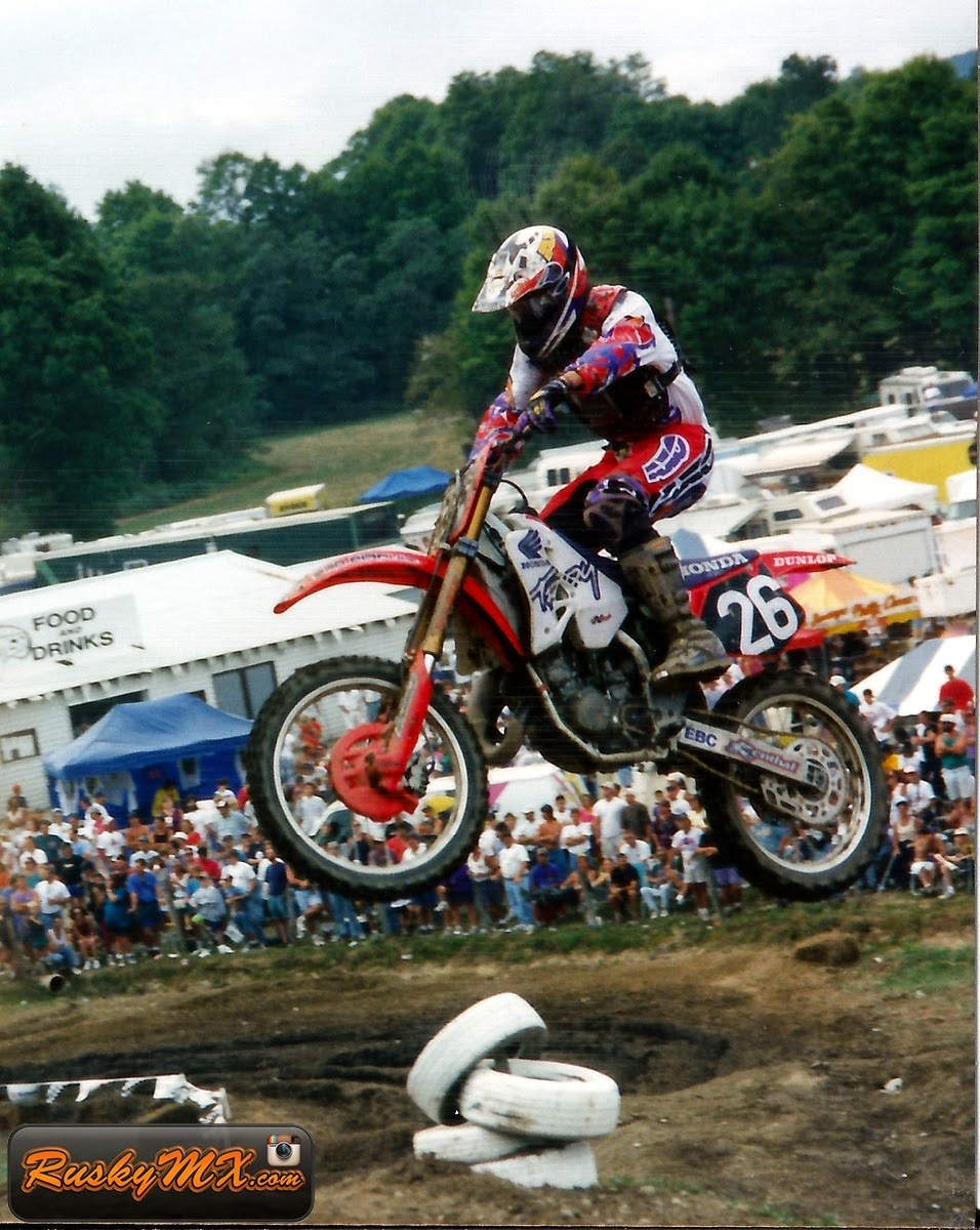 Mike Brown Broome Tioga 1995