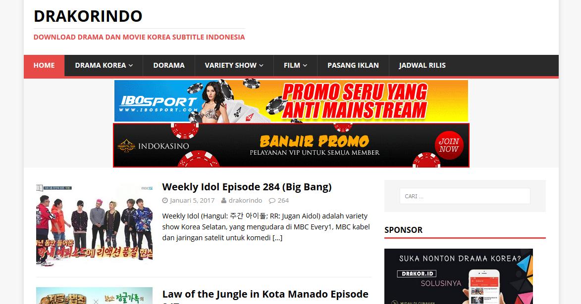 website download drama korea subtitle indonesia