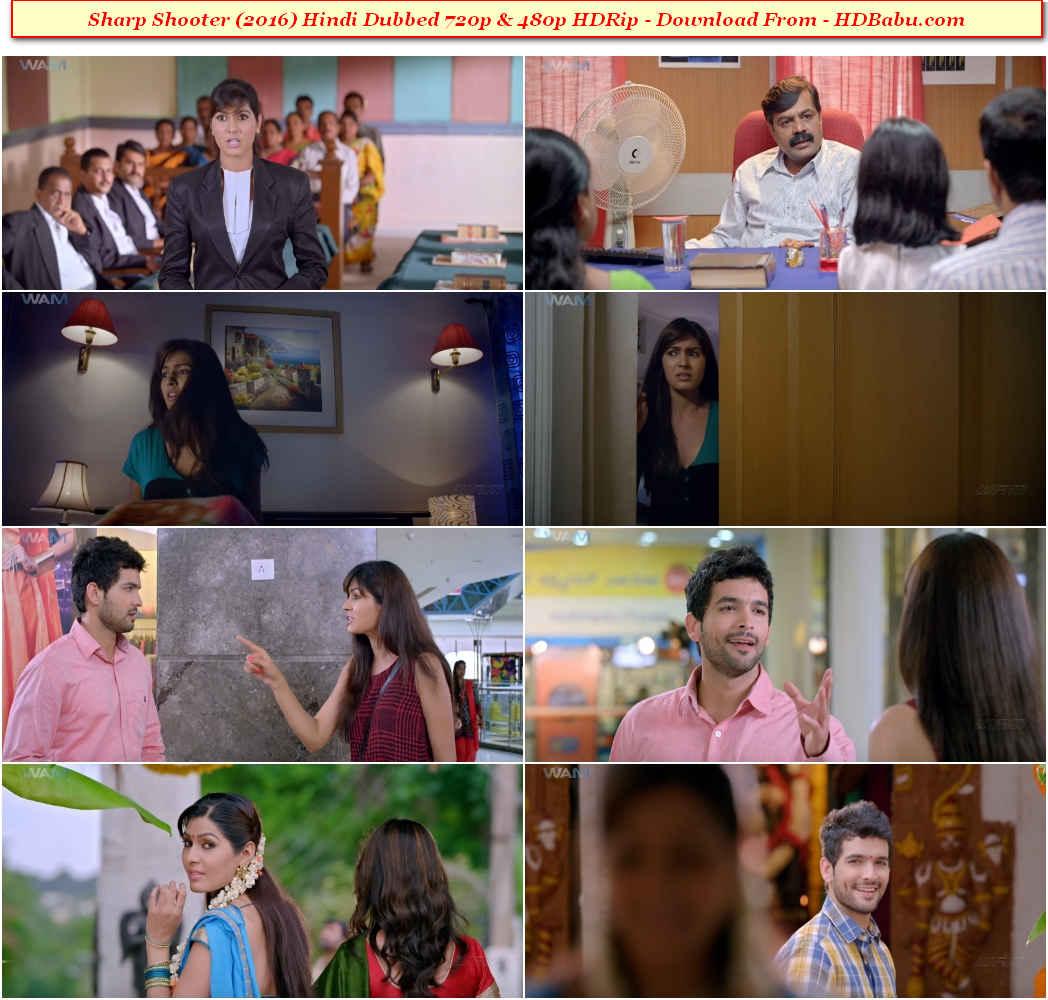 Sharp Shooter Hindi Dubbed Full Movie Download