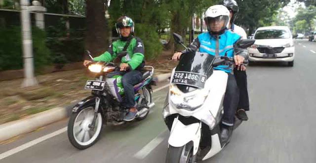 Transportasi Online Zaman Now