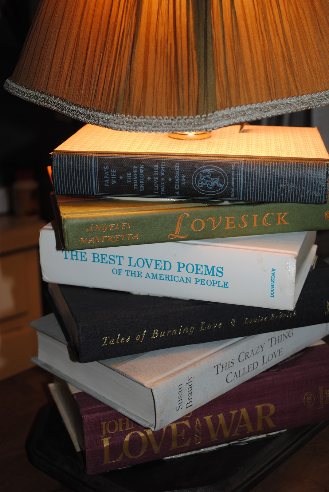 Chameleon Girls Book Lamp