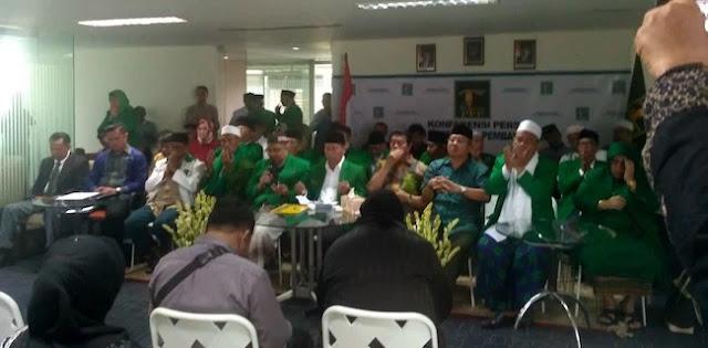 Dipandu Putra Mbah Moen, Pengurus PPP Amini Prabowo Jadi Pemimpin