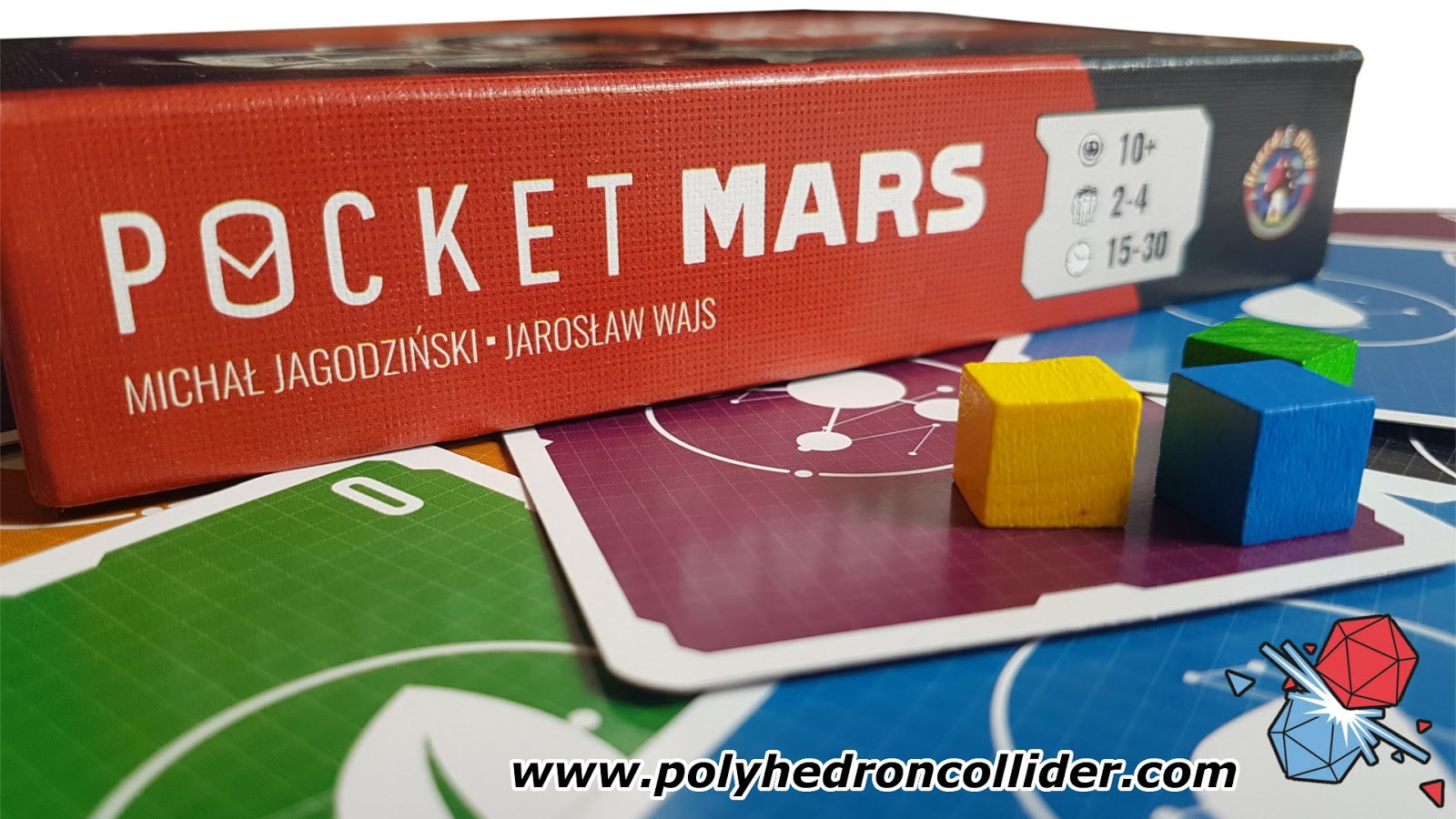 Pocket Mars Review display picture