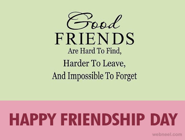 happy friendship day quotes for her