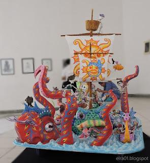 Museo de Arte Tridimensional alebrije